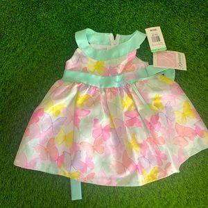 New Floral Summer or Easter Dress